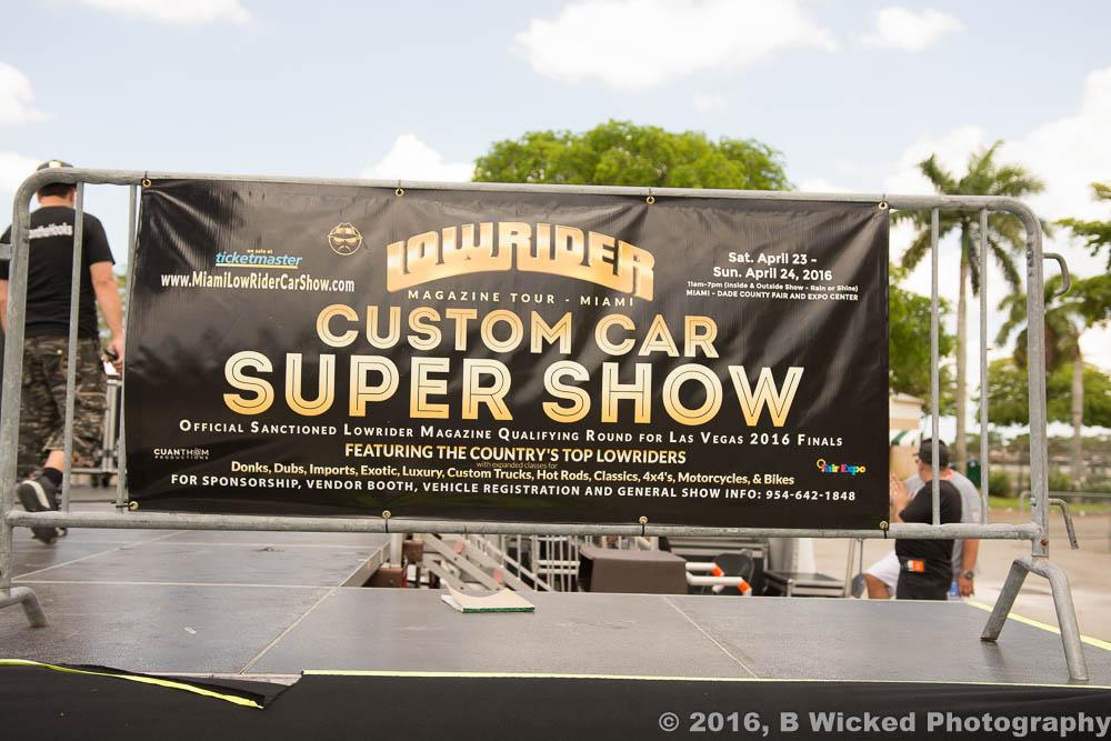 Lowrider Miami 2016