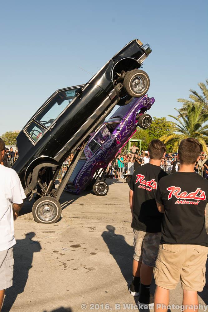Lowrider Miami 2016 Hydraulics